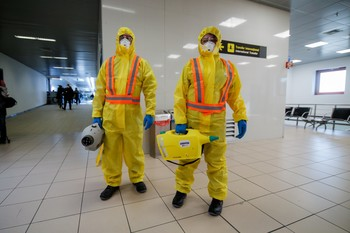 Decontamination Services in Sunny Isles Beach, Florida