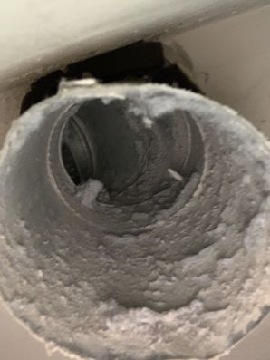 Before & After Dryer Vent Cleaning in Hollywood, FL (1)